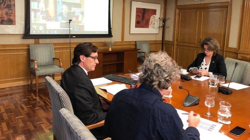 CLM pide formalmente que Albacete, Toledo y Ciudad Real pasen a fase 2 el lunes