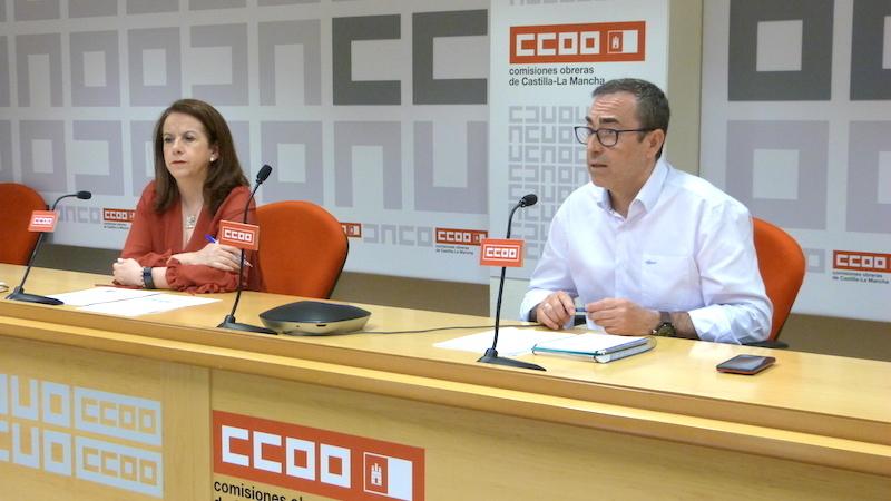 CCOO pide criterios objetivos para volver al trabajo que eviten otro