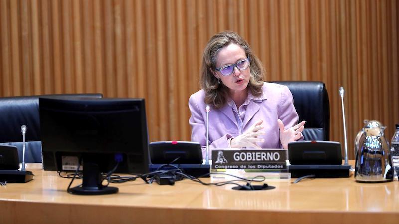 Calviño plantea inversiones y reformas para 2021 y 2022 en torno a seis pactos de reconstrucción