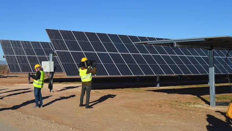 Junta da luz verde a tres proyectos de fotovoltaicas en Toledo y Guadalajara