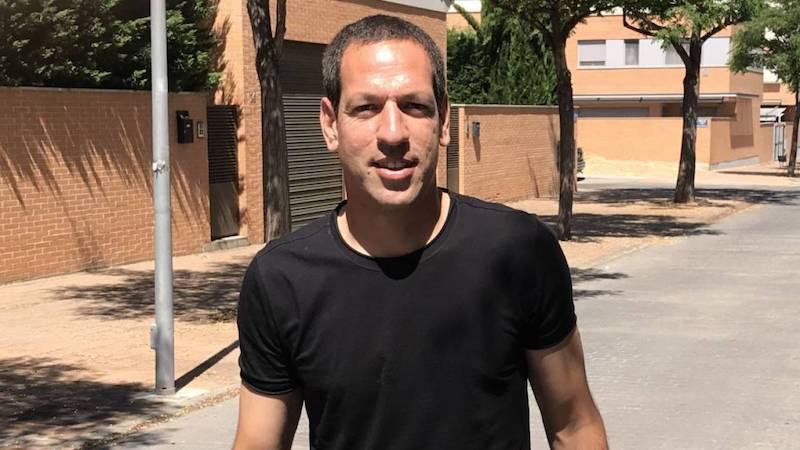 El entrenador del Guadalajara, ilusionado con volver a jugar y con el ascenso