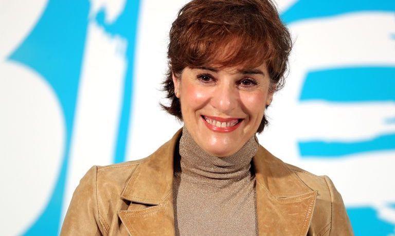 La actriz Anabel Alonso da a luz a los 55 años a su primer hijo y comparte su primera fotografía