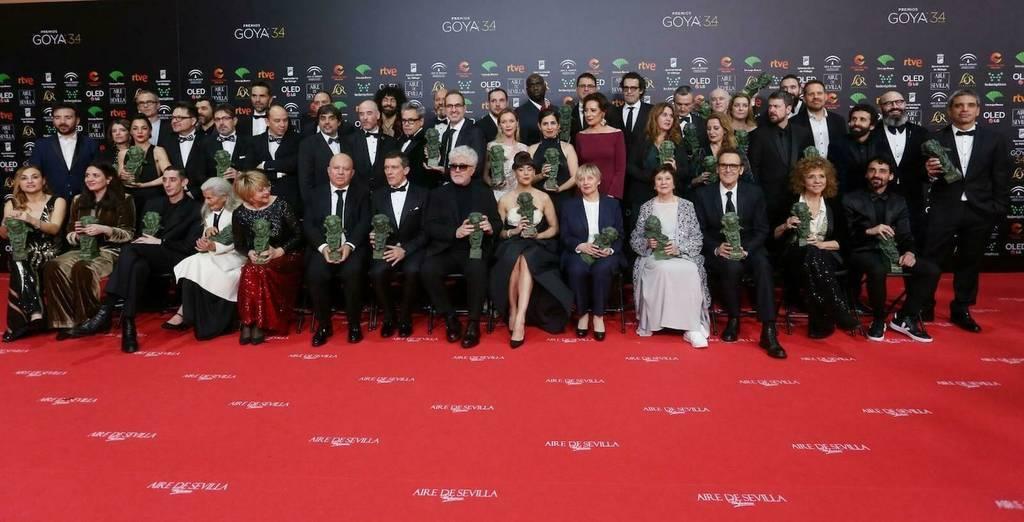 Estrenos online y menos tiempo para agradecer los premios en los 35 Goyas