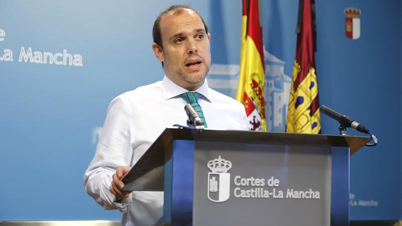 Las Cortes de Castilla-La Mancha reformarán su reglamento para permitir el voto telemático