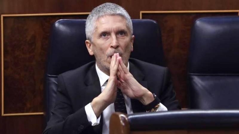 Sánchez y Marlaska pasan al ataque y recuerdan al PP la llamada