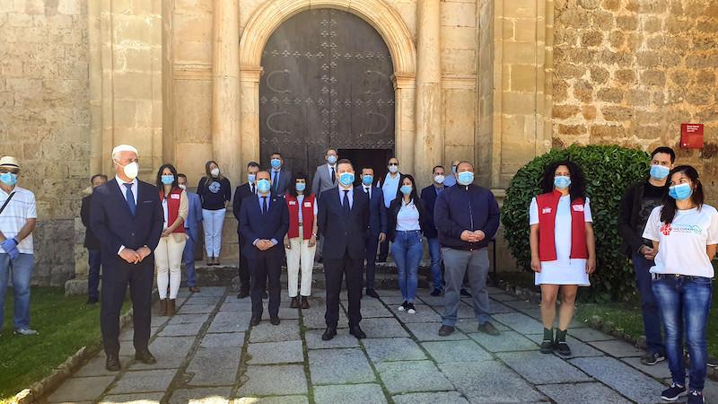 El luto oficial acaba en Castilla-La Mancha con silencio en memoria de las víctimas
