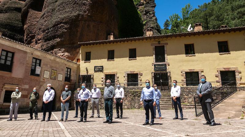 CLM pedirá al Gobierno para que una parte del Alto Tajo sea declarado Parque Nacional