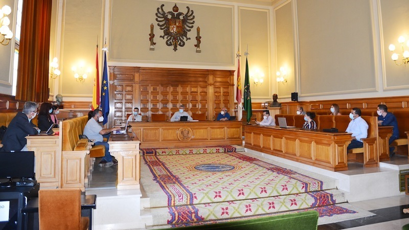 Diputación de Toledo ha liberado 14 millones para ayudas a municipios durante la pandemia