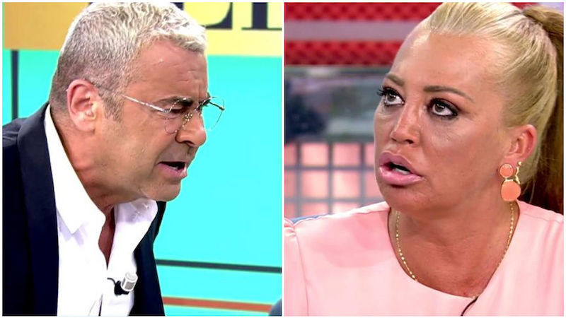 Lo que esconde Belén Esteban y tapa 'Sálvame': No trabaja con Jorge y otra venganza de Toño