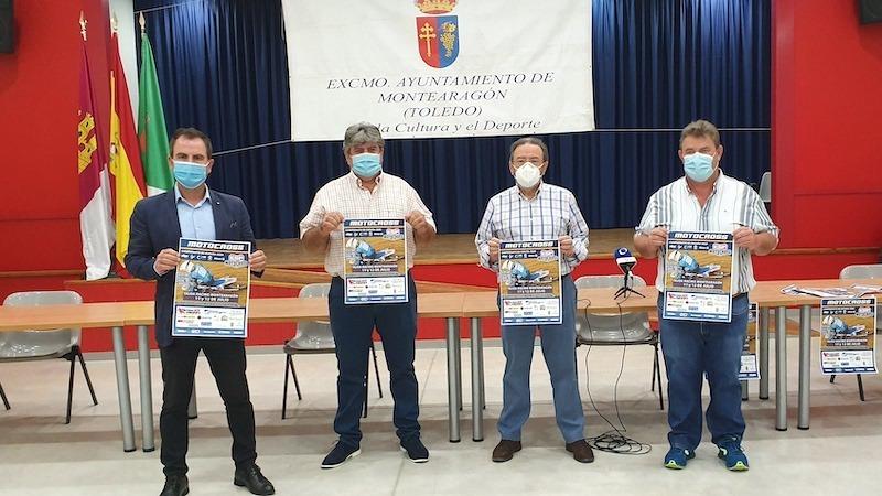 Montearagón acoge de nuevo una prueba del Campeonato de España de Motocross
