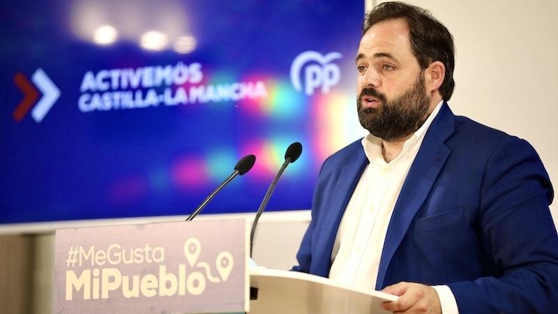 Génova ratifica a Núñez al frente del PP de CLM y no tendrá que renovar su liderazgo