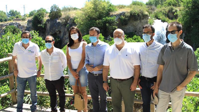 El Gobierno de CLM invierte 3 millones en la conservación de las Lagunas de Ruidera
