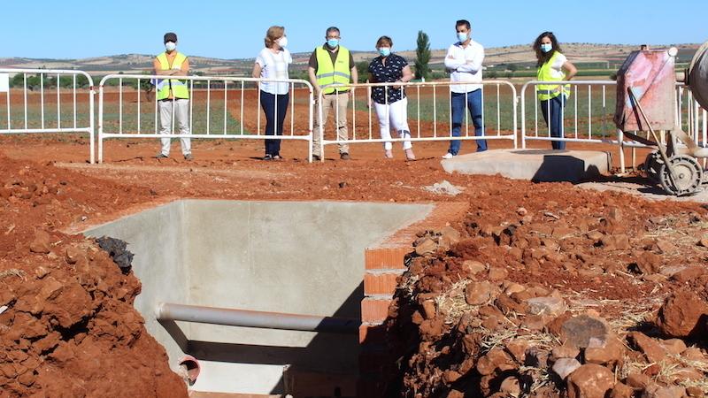 El Gobierno de CLM acomete obras de emergencia para garantizar el agua en Almagro