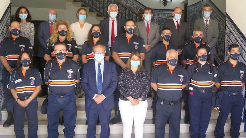 Junta destina 334.544 euros a ayudas para medios de las agrupaciones de Protección Civil