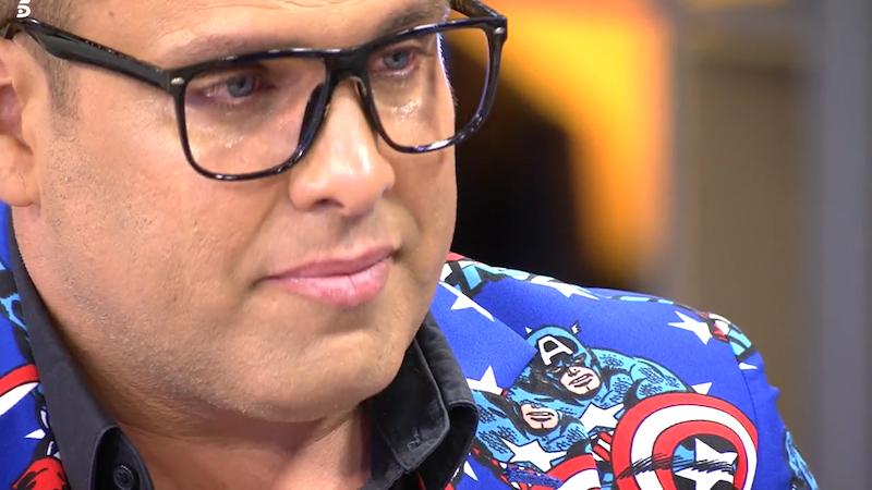 """Torito confiesa destrozado su """"enfermedad crónica letal"""" y el desprecio que vive en Telecinco"""