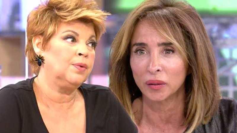 María Patiño arrastra y atiza a Terelu Campos: