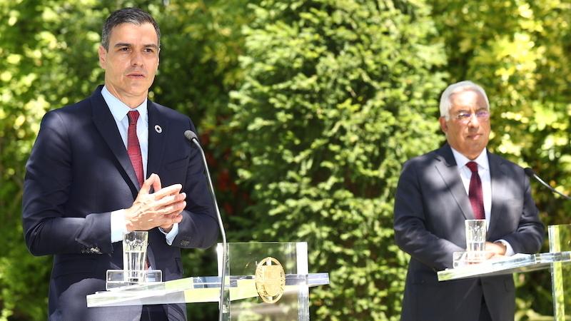 Sánchez y Costa exigen un acuerdo europeo en julio que no baje de 750.000 millones