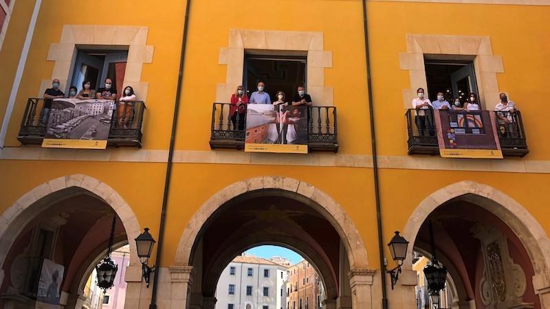 Dolz observa reactivación económica del turismo en Cuenca y pide cautela y usar mascarilla