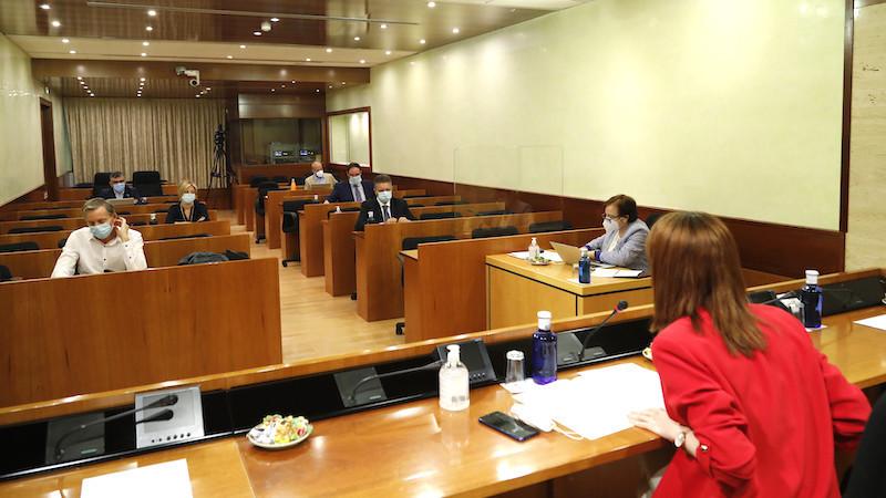 Las enmiendas a la ley de reserva de material sanitario, a debate el 28 de septiembre