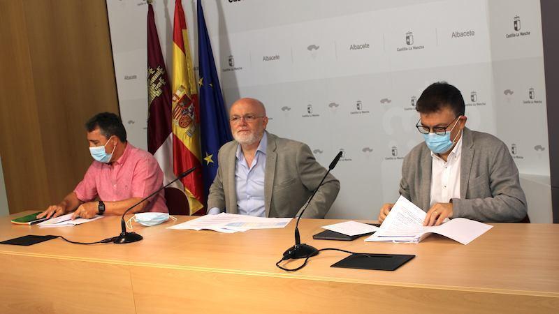 El Gobierno de CLM invierte 1,4 millones en obras en 64 centros educativos de Albacete
