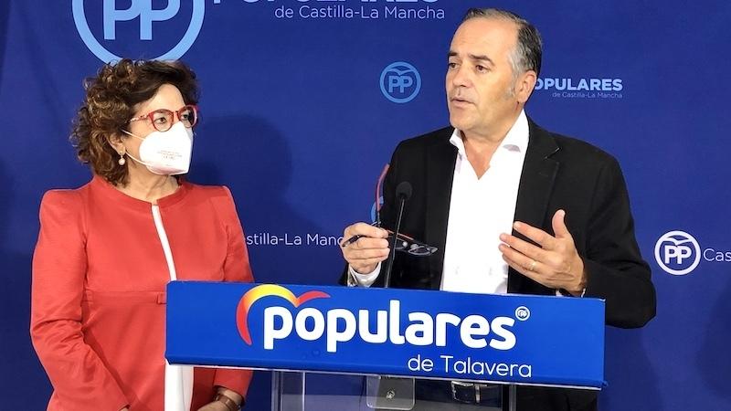 PP exige al Gobierno central la presentación del estudio del trazado del AVE a Talavera