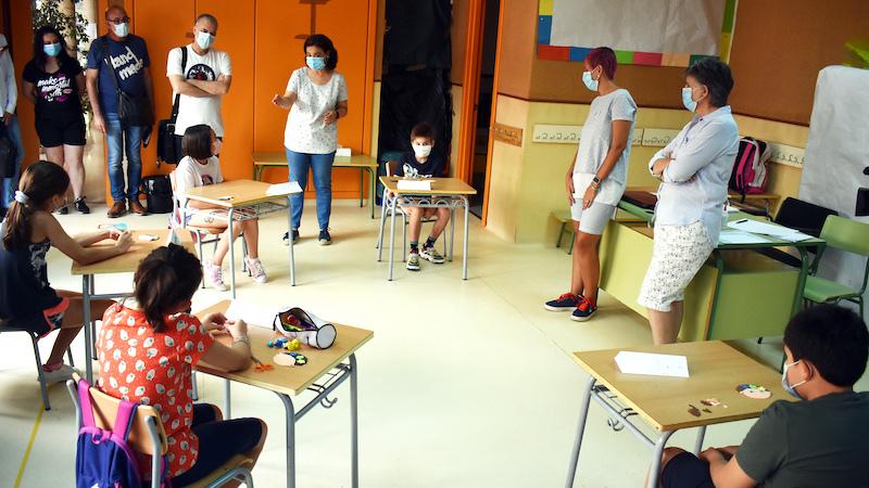 Refuerzan la seguridad de las Escuelas de Verano de Ciudad Real para garantía de los menores