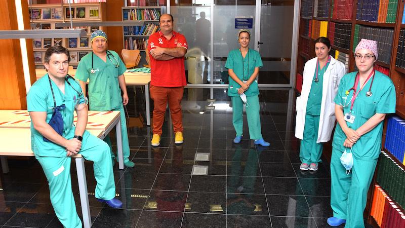 Hospital de Talavera coordina estudio multinacional de hemorragia digestiva