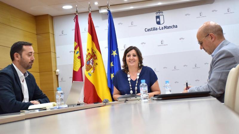 Castilla-La Mancha lanza un programa de exportación con cinco webinarios