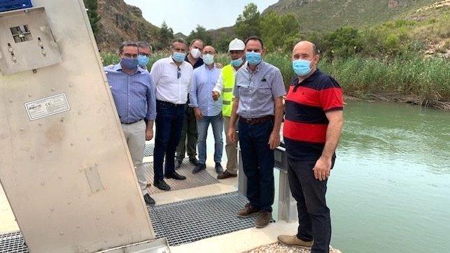 Junta impulsa junto a los agricultores la modernización de regadíos de la SAT 'El Ojeado'