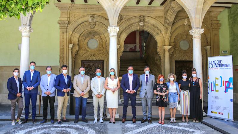 Cuenca y Toledo celebrarán el día 12 de septiembre 'La Noche del Patrimonio'