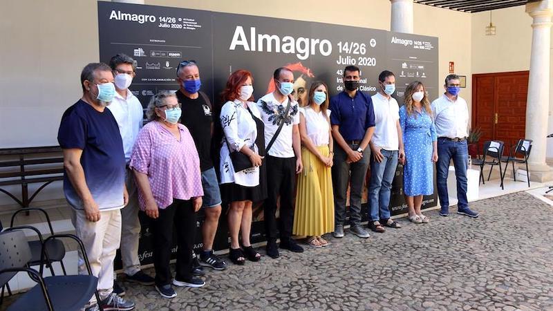 El Festival de Almagro apuesta en su 43 edición por las compañías regionales