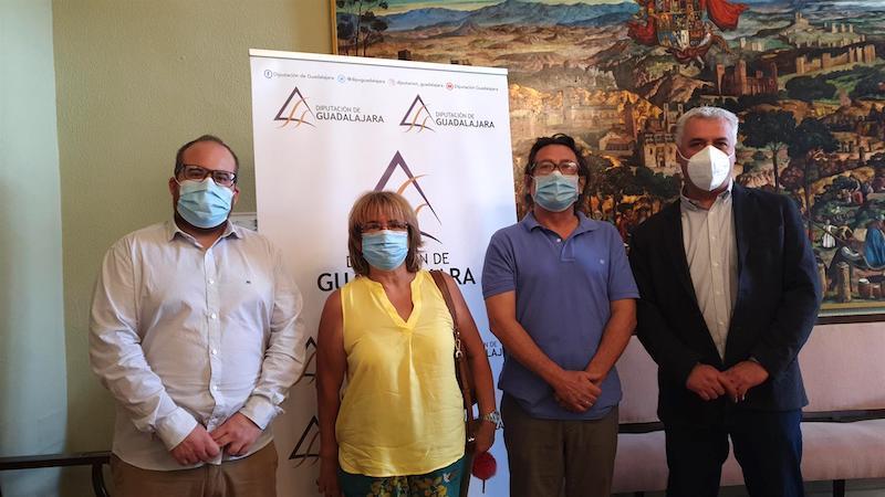 Diputación de Guadalajara regulariza la recogida de residuos en Albalate de Zorita