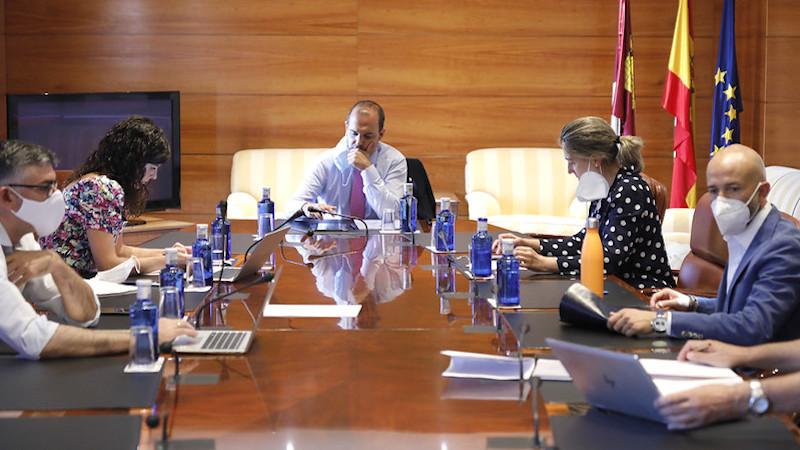 La Mesa de las Cortes rechaza un pleno para crear la comisión sobre el coronavirus