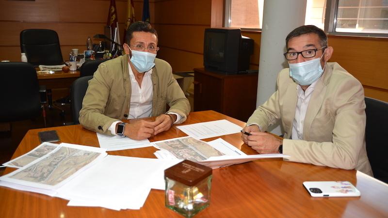Finaliza el estudio técnico para mejorar el acceso a la residencia San José, en Toledo
