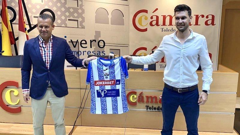 El nuevo entrenador del CF Talavera dice que el proyecto es