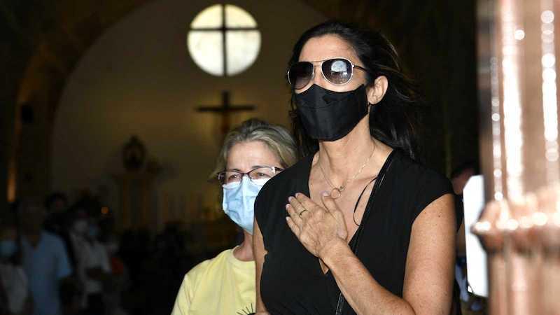 """Paz Padilla, en el """"desierto más duro"""" tras la muerte de su marido, recibe una inesperada noticia"""