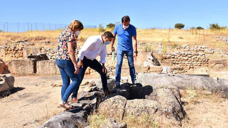 Realidad aumentada y nuevos itinerarios en el yacimiento arqueológico de Ercávica