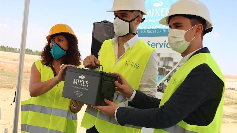Mixer&Pack, fabricante de hidrogeles se instala en Cabanillas donde creará 100 empleos