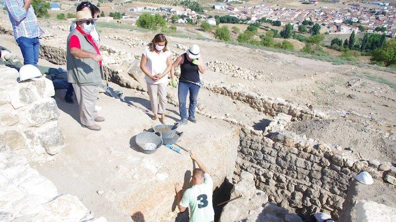 Libisosa será el sexto parque arqueológico de Castilla-La Mancha antes de final de año