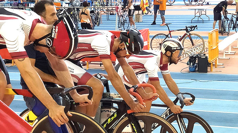 Seis ciclistas integran el equipo sub-23 de CLM en el Campeonato de España