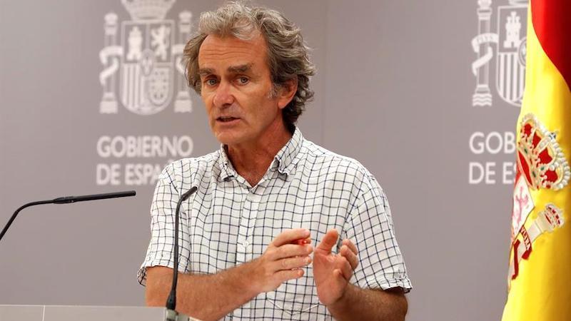 Los brotes siguen aumentando en toda España con las críticas de Madrid a Simón de fondo