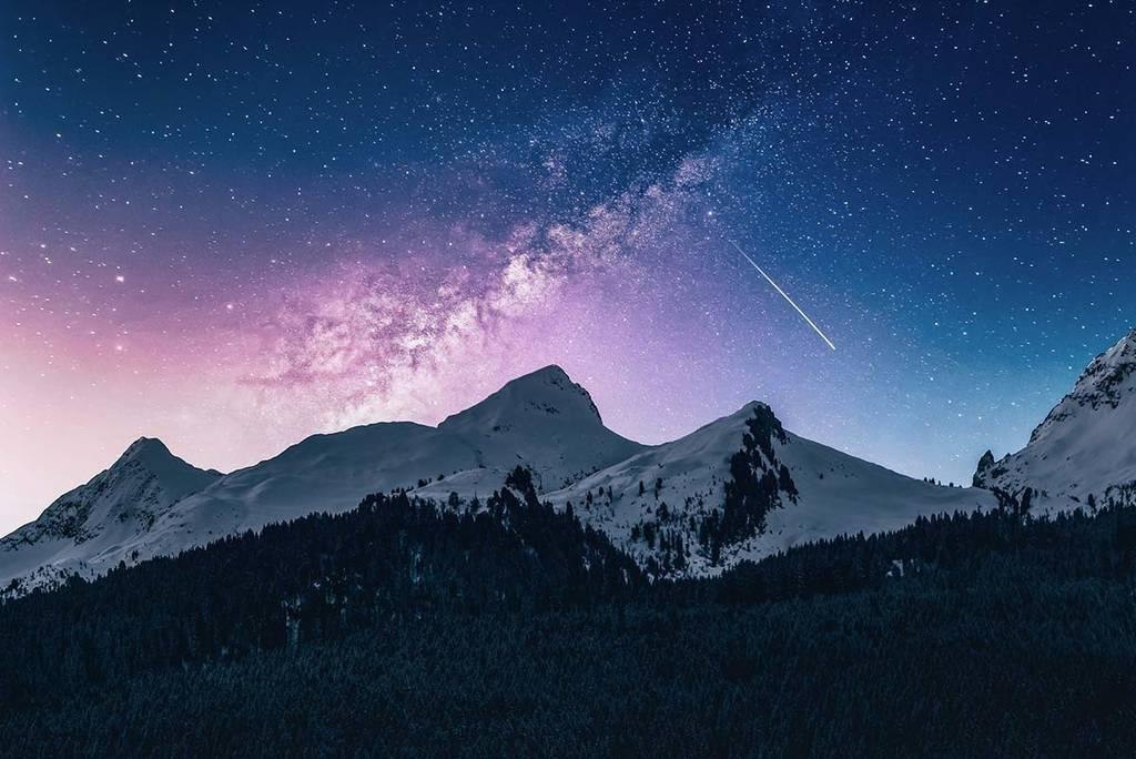 ¡Hoy lluvia de estrellas! Así puedes sacar fotos a las Perseidas 2020