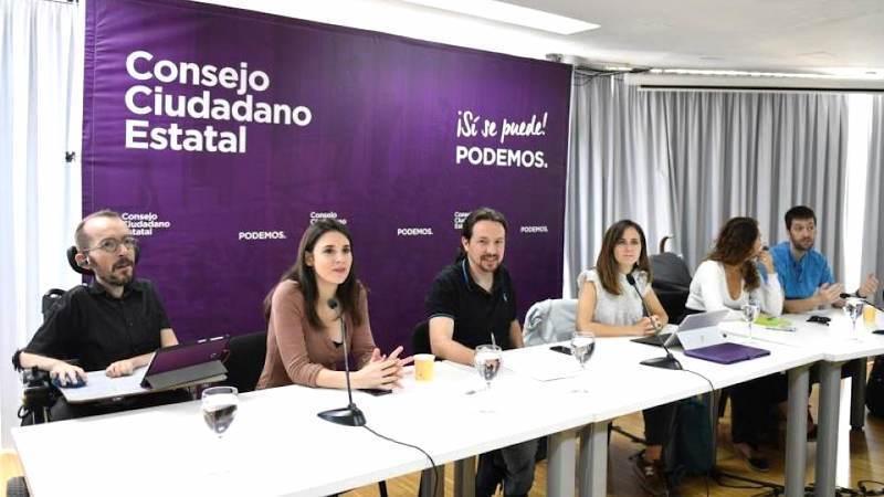 Podemos pide a la Audiencia de Madrid anular su causa por malversación en su financiación