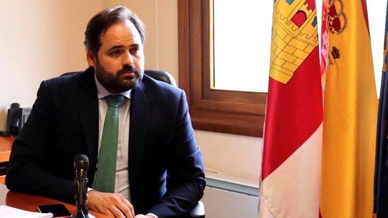 Núñez ofrece su trabajo con la sociedad civil para consensuar proyectos para fondos europeos