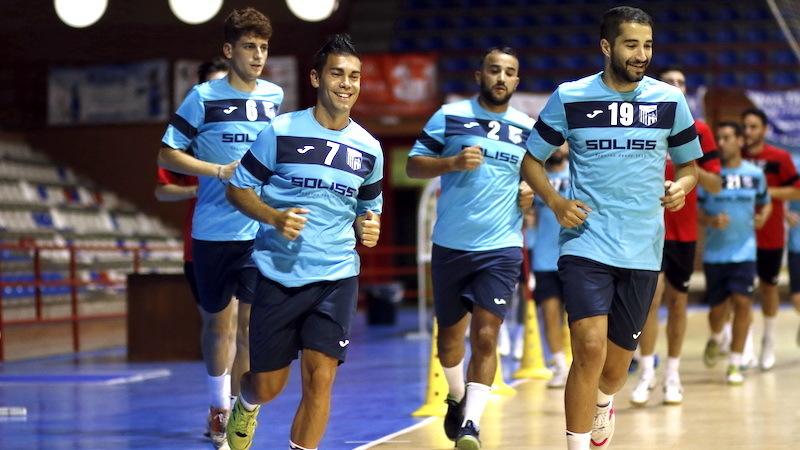 El FS Talavera suspende temporalmente sus entrenamientos de pretemporada