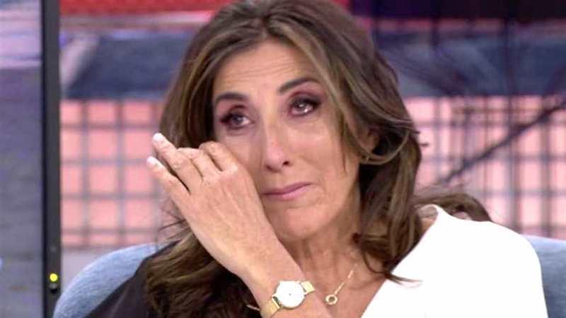 Paz Padilla sufre un accidente y envía un emotivo mensaje a su marido el día de su cumpleaños