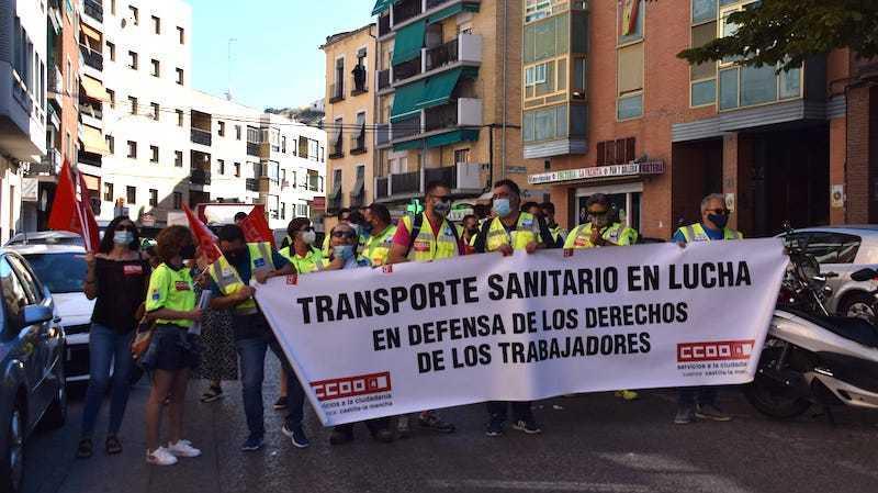 Sanidad decreta servicios mínimos del 100% ante la huelga de trabajadores de ambulancias