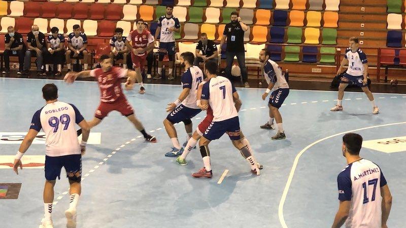 El Fraikin prolonga su pleno de victorias ante el Incarlopsa Cuenca (24-32)