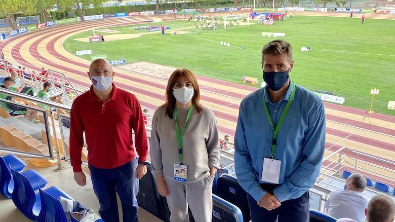 Junta valora que en la región se garanticen eventos deportivos nacionales