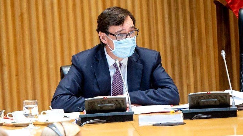 Sanidad notifica 11.289 nuevos casos de coronavirus y 517 muertes en la última semana